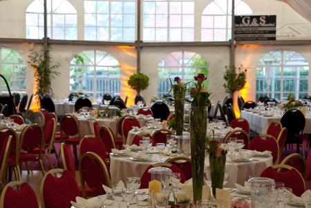 Festzelt Partyzelt Mieten Leihen Fur Gala Hochzeit