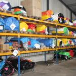 Hüpfburg Lager Midden Inflatable