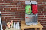 Slush Eis Maschine mieten leihen