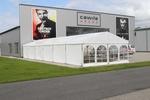 Zelt für Firmenevent